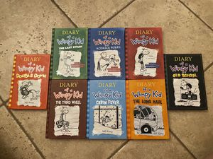 Diary of a Wimpy Kid Books for Sale in Wildomar, CA