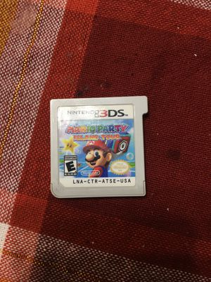 Mario Party Island Tour (3DS) for Sale in Bakersfield, CA