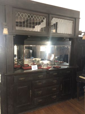 Antique China hutch from 1906 for Sale in Los Angeles, CA