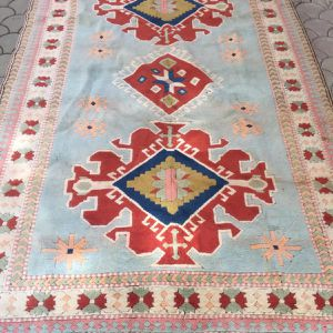 Hand Made Turkish Rug 10 by 7 feet for Sale in Tavares, FL