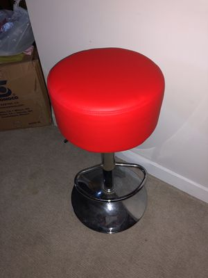 2 Brand New Bar Stools - Red for Sale in Annapolis, MD