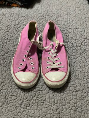 Pink converse for Sale in Nolensville, TN