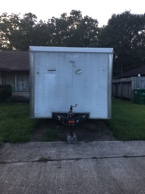 1999 utility traila 20ft for Sale in South Houston, TX