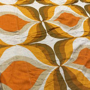 Vintage 60's 70's era mid century textiles. for Sale in Los Angeles, CA