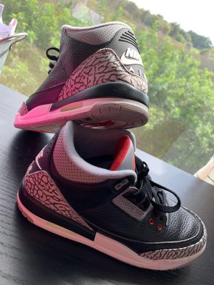 Air jordan 3 black cement for Sale in Lake Wales, FL
