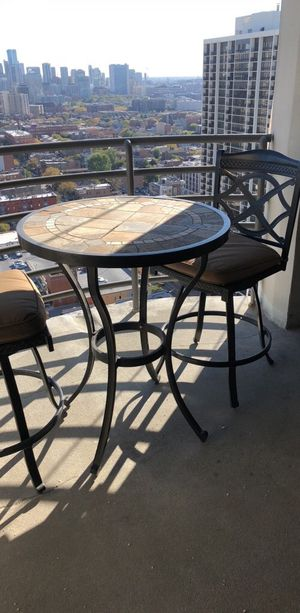 Outdoor patio furniture for Sale in Chicago, IL