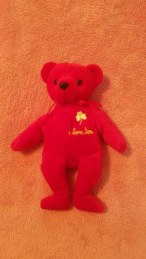 """Brand new Valentine's day red """"I love you"""" bear for Sale in Williamsport, PA"""