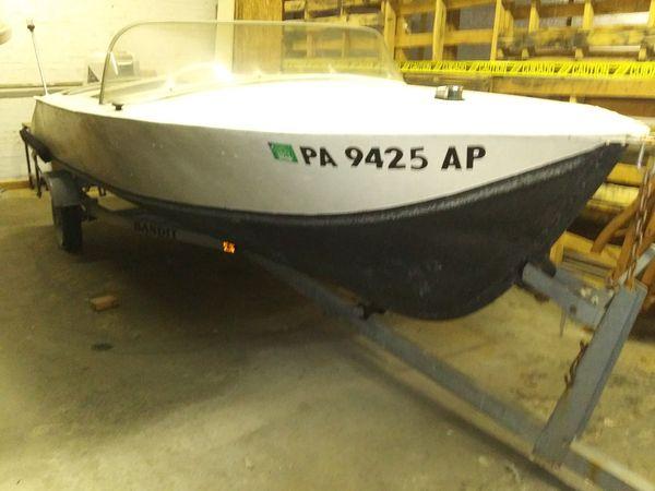 DuraCraft aluminum boat
