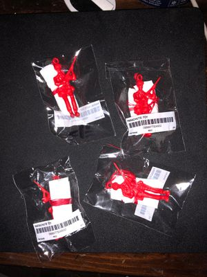 Supreme paratrooper toys SET OF 4 for Sale in Virginia Beach, VA