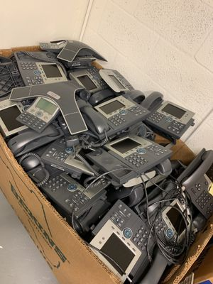 Cisco 7745, 7765 and Trip Conference phones for Sale in Miami, FL