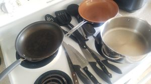 Cook wear and utensils for Sale in Escondido, CA
