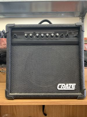 Crate amp for Sale in Salt Lake City, UT