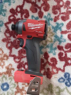 Impact drill Milwaukee 18v (Tool Only)brand New for Sale in Arvada,  CO