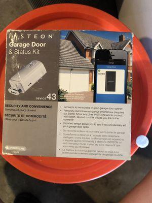 Insteon garage door and status kit for Sale in Huntington Beach, CA