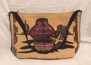 El Paso Saddle Blanket Co tote shoulder bag purse Mimbres pottery southwestern for Sale in Phoenix, AZ