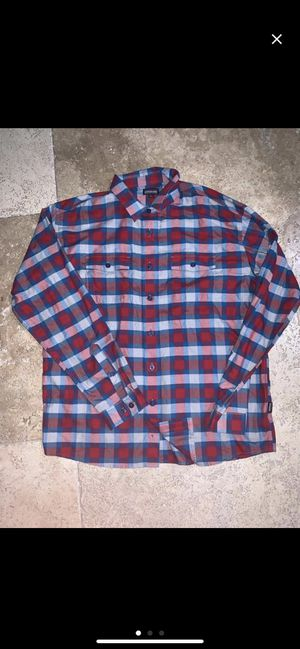Patagonia Flannel Size L for Sale in Boca Raton, FL
