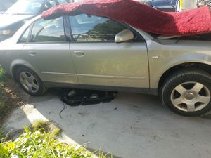 Parts ONLY 2005 audi 1.8 turbo ENGINE 150 MILES for Sale in Seattle, WA