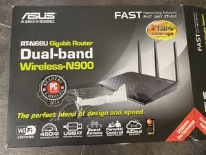 Asus RT-N66U N900 wireless router - excellent condition. for Sale in Weston, FL