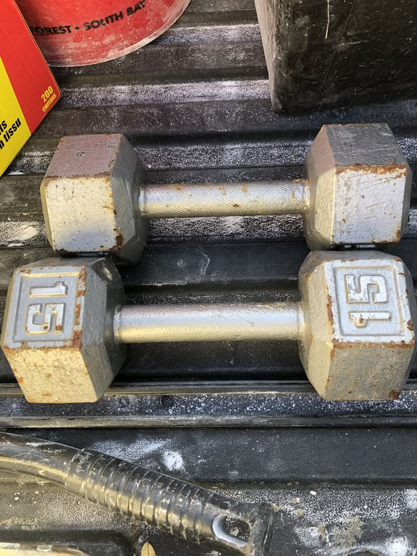 Bunch of weights