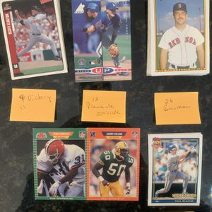 FREE Baseball Cards for Sale in Annandale, VA
