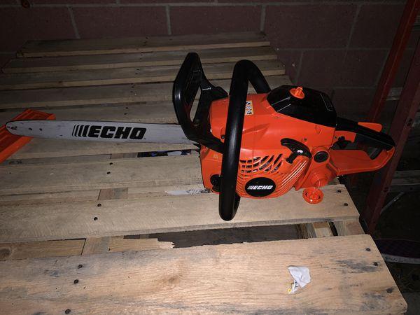Echo Chainsaw CS-400