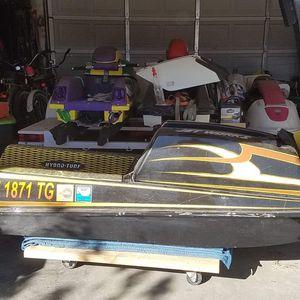 85 Kawasaki Stand Up Jet Ski for Sale in Las Vegas, NV