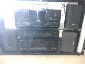 Pioneer entertainment surround system. for Sale in Spring Hill, FL