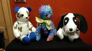 Handmae stuffed animals for Sale in Chicago, IL