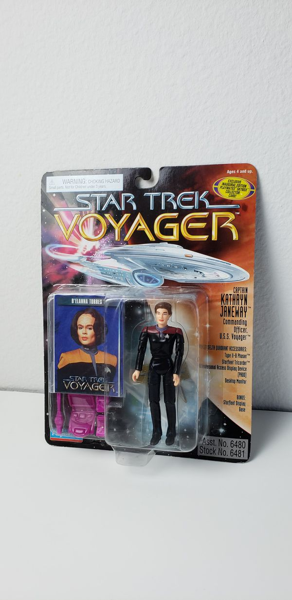 Star Trek Voyager action figure