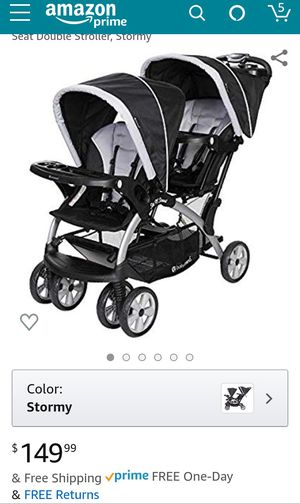 Double stroller for Sale in E RNCHO DMNGZ, CA