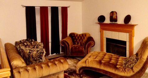 Designer Sofa Set for Sale in Ypsilanti,  MI