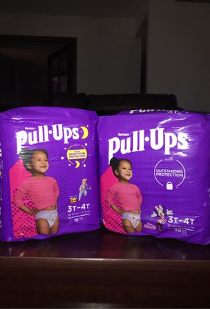 Huggies Pull Ups for Sale in Phoenix, AZ