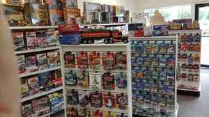Sidekick Toys & Collectibles has model kits, hot wheels slot cars & more for sale for Sale in Tacoma, WA