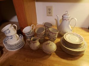 Tea kettle and various pieces for Sale in Moosup, CT