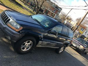 Great 2000 jeep Cherokee for Sale in Adelphi, MD