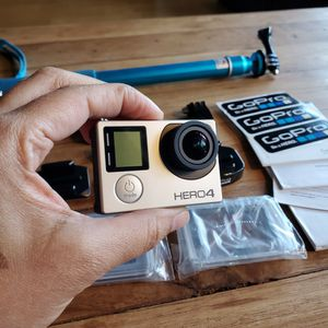 GoPro Hero 4 with Accessories for Sale in Seattle, WA