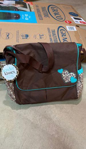 Tender Kisses Messenger Diaper Bag for Sale in Allentown, PA