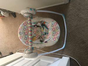 Infant swing for Sale in Chesapeake, VA