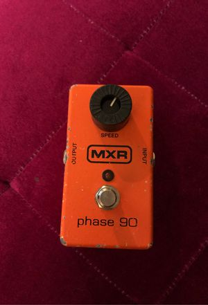 MXR Phase 90 M101 used pedal for Sale in Arcadia, CA