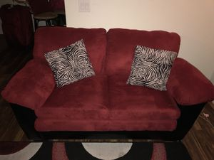 Couch, Loveseat, and Rug for Sale in St. Louis, MO