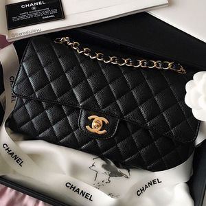 Black caviar chanel bag for Sale in Alpharetta, GA