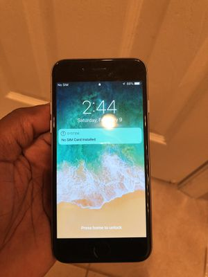 iPhone 6 32Gb for Sale in Takoma Park, MD