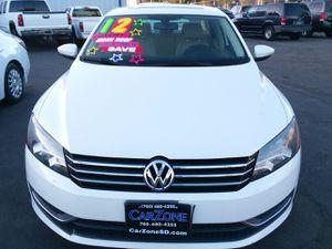 2012 Volkswagen passat 2.5L for Sale in Poway, CA