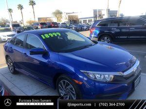 2018 Honda Civic Sedan for Sale in Las Vegas, NV