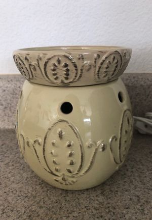 Scentsy Plymouth Full Size Warmer for Sale in Las Vegas, NV