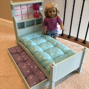 American Girl Trundle Bed for Sale in Leesburg, VA