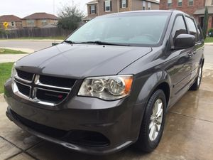 2017 Dodge Grand Caravan sxt for Sale in San Antonio, TX