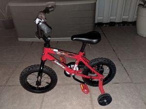 """12"""" Huffy Boys' Rock It Bike, Red - Like New Kid's bike for Sale in Medley, FL"""