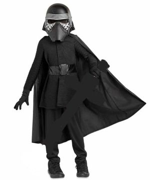 Brand New Star Wars Kylo Ren Costume Size 13 for Sale in Rialto, CA