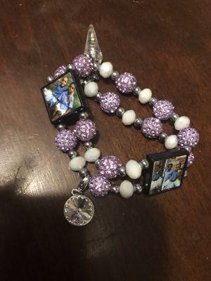 Custom photo bracelets for Sale in Lithonia, GA